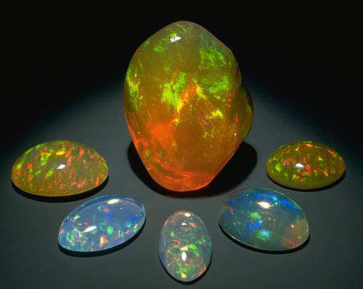 Opals Birthstones October Birthstone Opal Variety Opal Gemstone Information Natural Opal