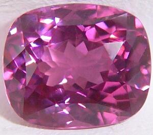Spinel Gemstone Birthstone Crystals Mineral Information